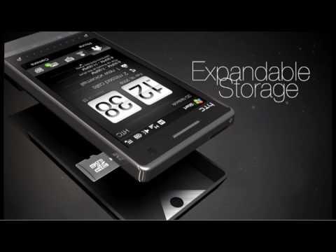 HTC Touch Diamond 2 Launch Video