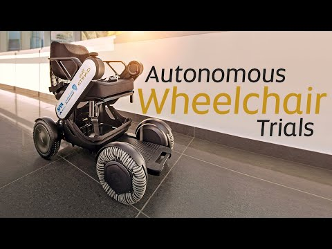 Enhancing Passenger Mobility with Autonomous Wheelchairs | Etihad Airways