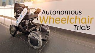 Enhancing Passenger Mobility with Autonomous Wheel...