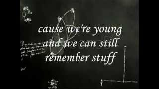 One Direction -Math Song With Lyrics Onscreen
