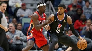 Paul George Clippers Debut 33 Points! 2019-20 NBA Season