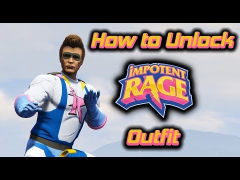 GTA Online: How To Unlock The Impotent Rage Outfit And Extras (All 100 Action Figure Locations)