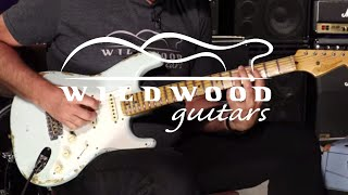 Fender Custom Shop 2016 Collection 1956 Stratocaster Heavy Relic • SN: CZ526536