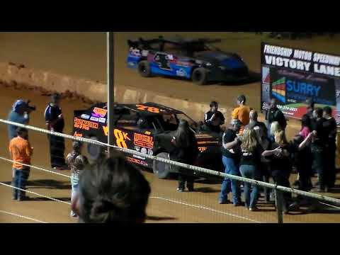 Friendship Motor Speedway(Extreme Stock 4's) 4-14-18