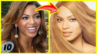 Gambar cover Top 10 Celebrities That Were Whitewashed