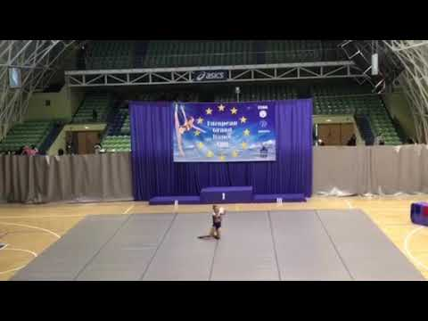 Life as it is - solo senior-lirical-Viktoria Ilieva - Europe Grand Dance Cup 2018 2018