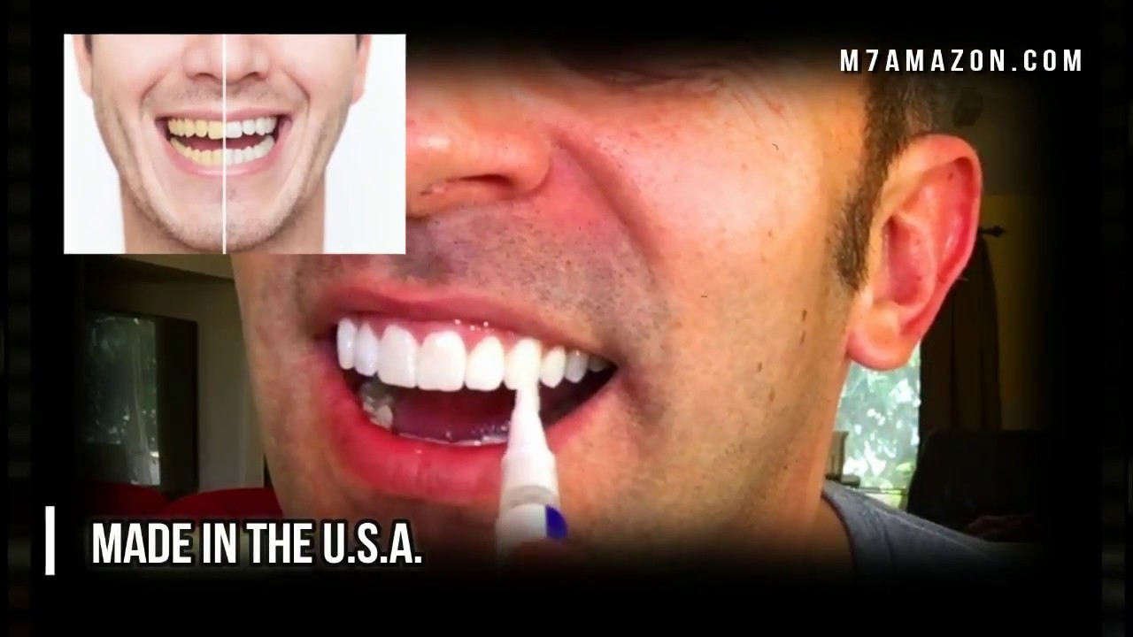 Best Teeth Whitening Pens Of All Time Youtube