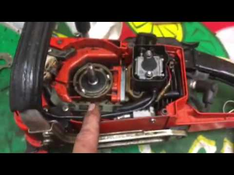 Points and condenser replaced with ignition module