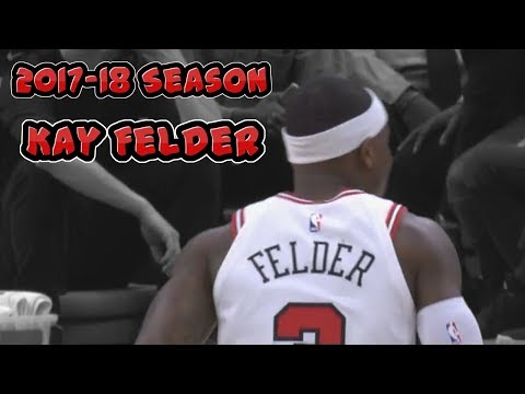 Kay Felder Highlights 2017.10.24 @Cavaliers - 13 PTS, 4 AST in 15 min!