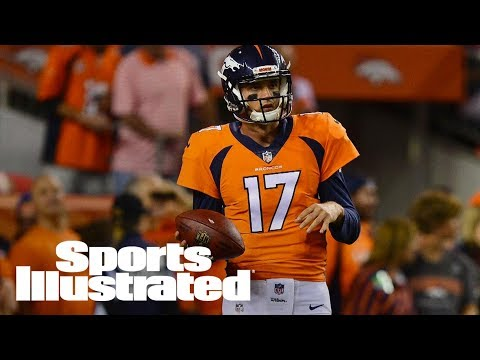 Broncos Name Brock Osweiler Starting Quarterback Vs. Eagles | SI Wire | Sports Illustrated