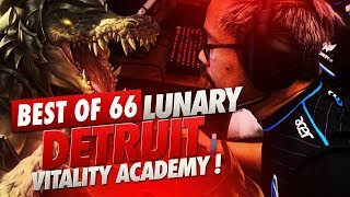 BEST OF SOLARY #66 ► LUNARY DÉTRUIT VITALITY ACADEMY !