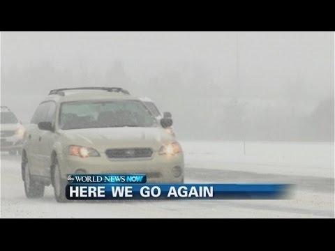 Massive Winter Storm Sweeps U.S.