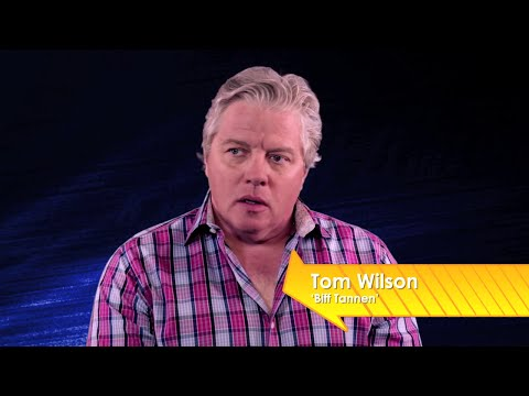 Back to the Future: The Game  Entrevista com Tom Wilson Biff Tannen