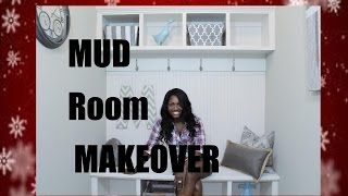 Mud Room MakeOver 2015 Thumbnail