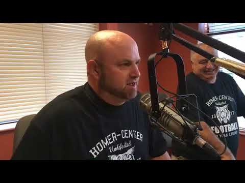 Indiana in the Morning Interview: Ron Kolman and Greg Page (9-27-17)