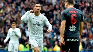 Real Madrid vs Celta Vigo 7-1 All Goals Cristiano Ronaldo Highlights Goles | LigaBBVA 5.3.2016