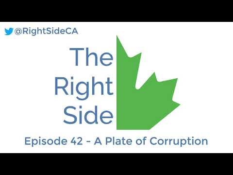 The Right Side 42 - A Plate of Corruption