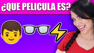 Adivina la Pelicula con Emojis! 🤔 🔍️ Soy Malísima! 😅 Sandra Cires Play