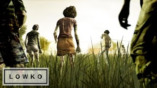 The Walking Dead Game: Starved For Help!  (Season 1, Episode 2)