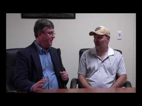 MyHockeyLive '17   Interview   Selection Day with Jim Clark