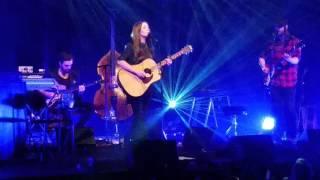Melissa Horn - Jag saknar dig mindre och mindre (live @ Södra teatern 12/2-2016)