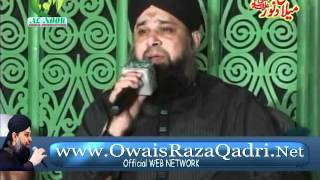 Zameno Zama Tumhare liye - Owais Raza Qadri - JASHNE MILAD NOOR-7 april 2012-in Lahore