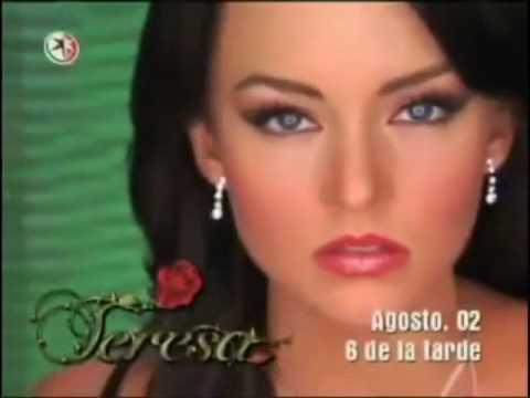 Teresa (Televisa 2010) - 6 promo s