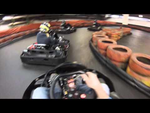 Kartarena Mönchengladbach Rennen vom 16.11.2014