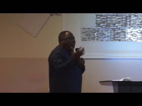 The Power of GOD Bless You - Rev. George Adegboye