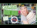 Der bunteste Carlsen Book Haul | Mai