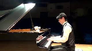 Tchaikovsky : Waltz of the Flowers (piano transcription by Taneyev) played by Kotaro Fukuma