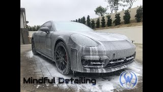 Porsche Ceramic Coated Maintenance Car Detail | Mindful Detailing