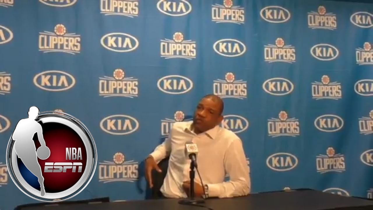 Rivers: Clippers lost composure late vs. Rockets