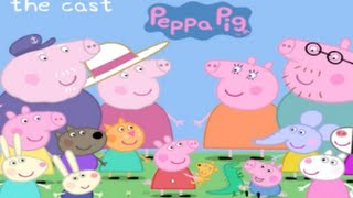 Peppa Pig Activity Pack Part 3 Meet the Cast - best games for kids - Philip