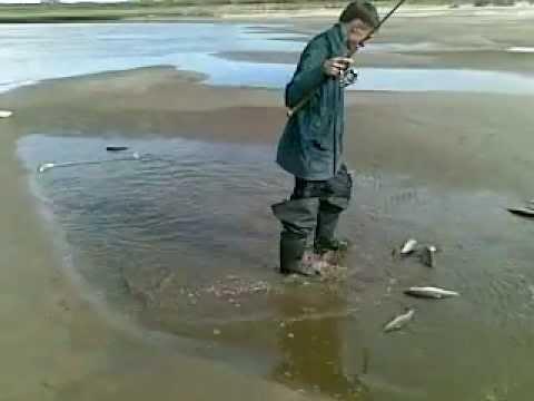 Рыбалка на печоре в нарьян маре