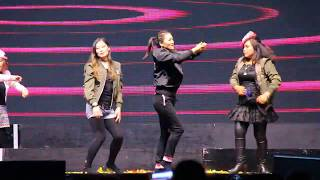Lily's teacher's K Pop performance MVI 8753