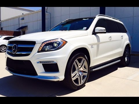 2014/2015 Mercedes Benz GL63 AMG Exhaust, Start Up &  In Depth Review