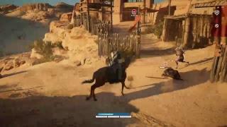 Assassin's Creed Origins пирамида Снуфу