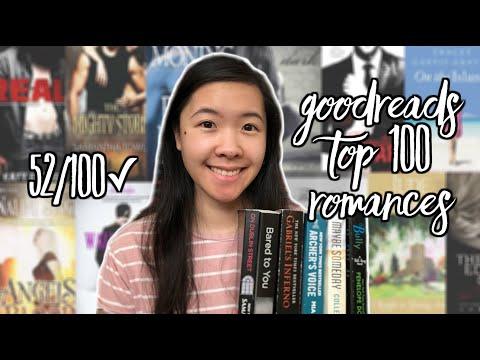 Going Through The Goodreads Top 100 Romance Novels List
