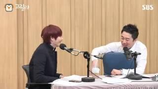 [SBS]컬투쇼, 김희철, 쫄깃하게 빵 터지게 만든 김희철 목격담은?