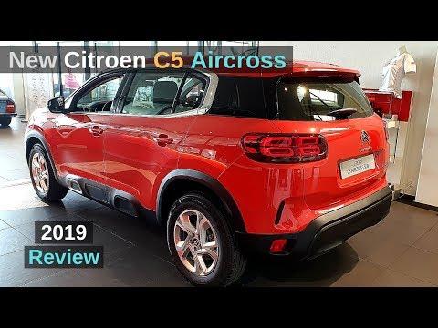 2019 Citroen C5 Aircross New Review Interior Exterior