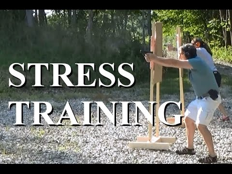 Ccw High Stress Training With Firearms Youtube
