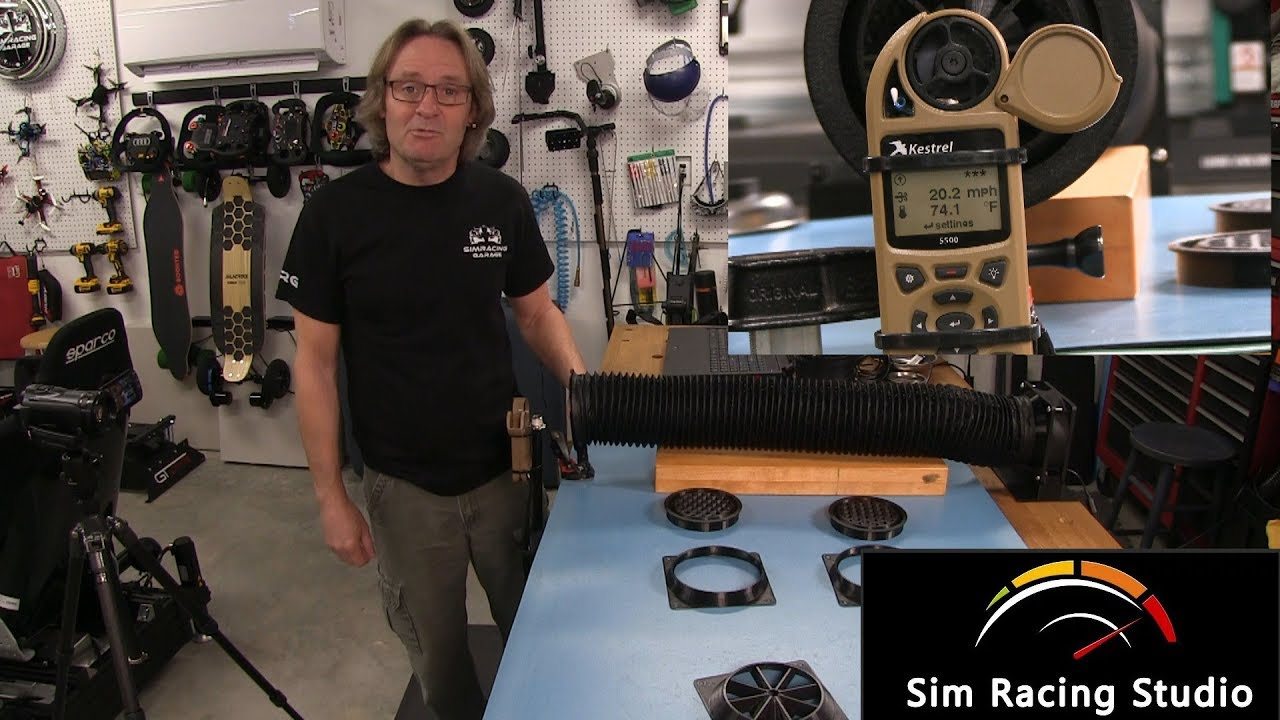 Sim Racing Studio Speed Upgrade Review