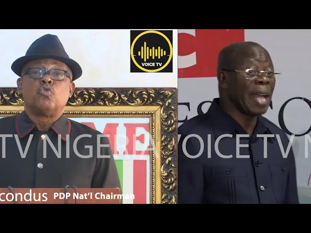 APC & PDP Trade Words, Over Supreme Court Judgement, On IMO State