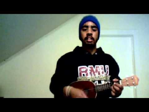 Robyn Call Your Girlfriend Ukulele Cover W Chords Youtube
