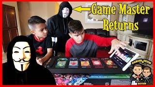 GAME MASTER RETURNS | DROP MIX | D&D SQUAD BATTLES