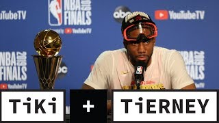 It's Decision Time For Kawhi, KD, And Kyrie   Tiki + Tierney