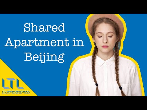 Shared Apartment Beijing