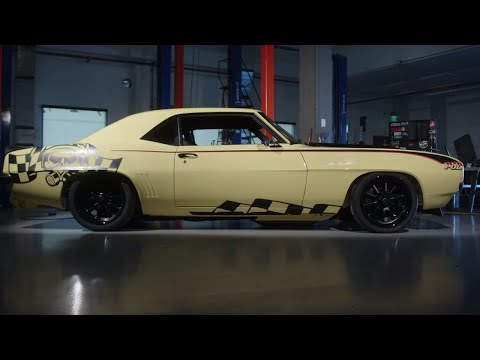 1969 Camaro Build! | FULL EPISODE—Super Chevy Week to Wicked Presented by POL | MotorTrend