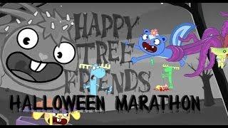 Repeat youtube video Happy Tree Friends Halloween Marathon